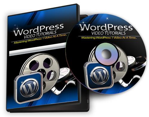 Pay for 47 Wordpress 3x Video Tutorials - Video Series plr