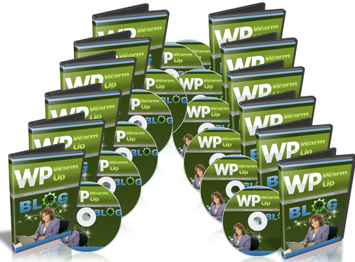 Pay for WP (Wordpress) Warm Up - Video Series plr