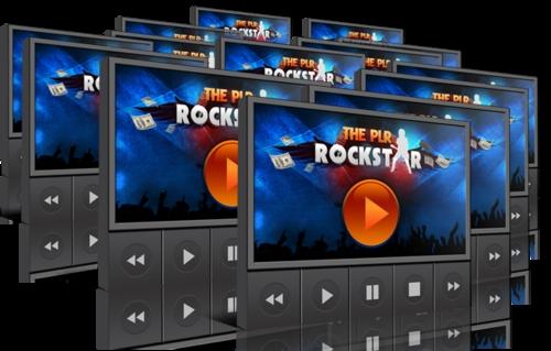Pay for The PLR Rockstar - Video Series (PLR)