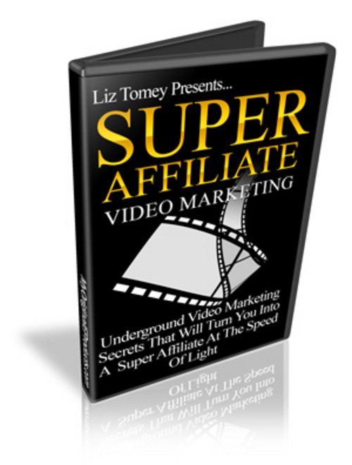 Pay for Super Affiliate Video Marketing - Video Series plr