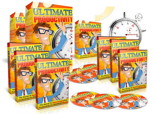 Pay for Ultimate Productivity - Video Series plr