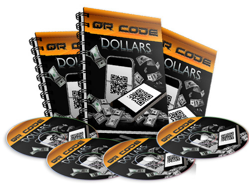 Pay for QR Code Dollars - eBook, Audios, and Videos plr