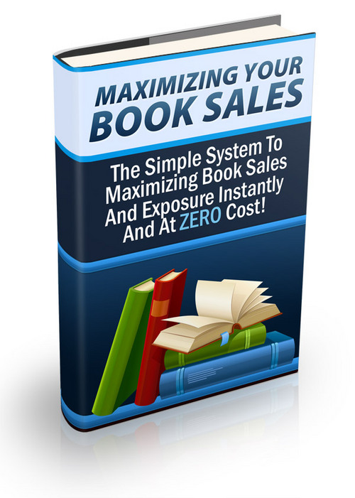 Pay for Maximizing Your Book Sales (PLR)