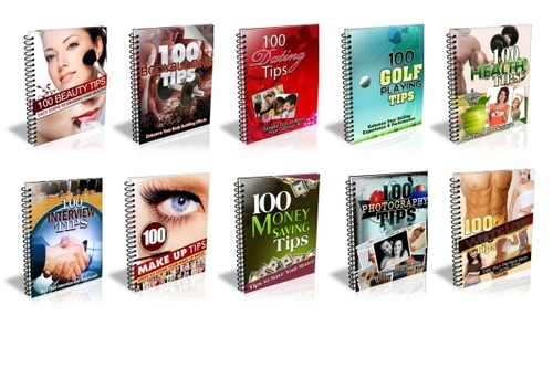 Pay for Tips Guides 10 Pack (PLR)