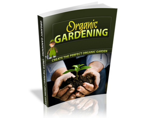 Pay for Organic Gardening Guide (PLR)