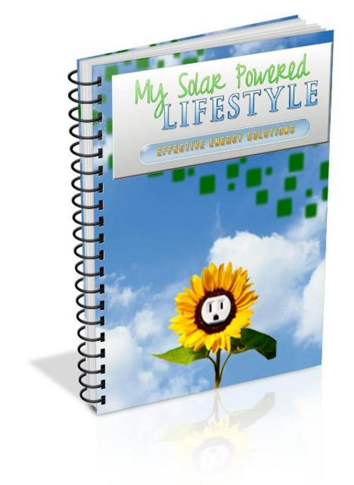 Pay for My Solar Powered Lifestyle plr