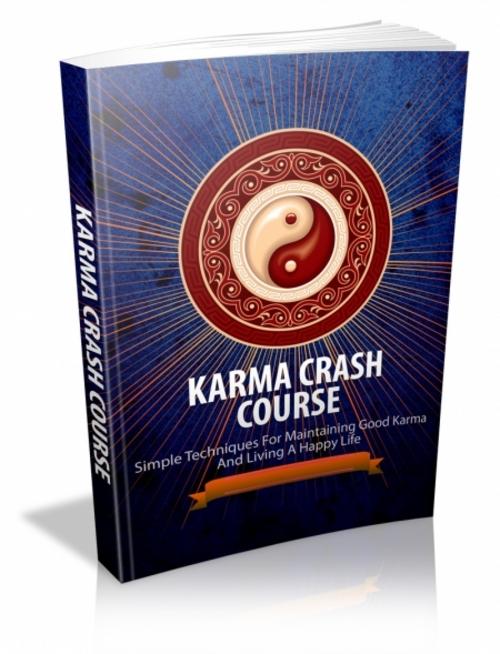 Pay for Karma Crash Course plr