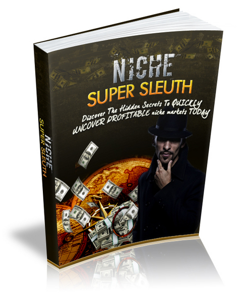 Pay for Niche Super Sleuth plr