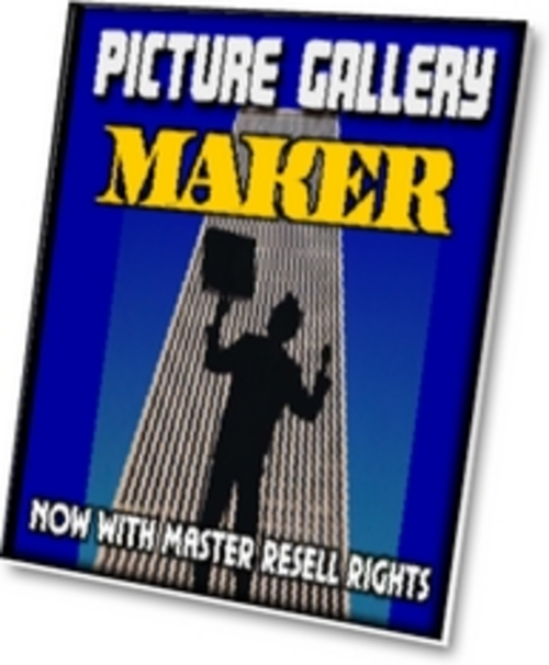 Pay for Picture Gallery Maker PLR
