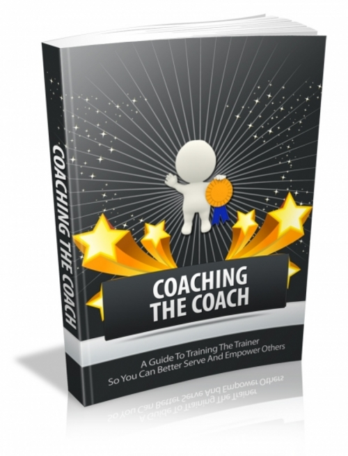 Pay for Coaching the Coach plr