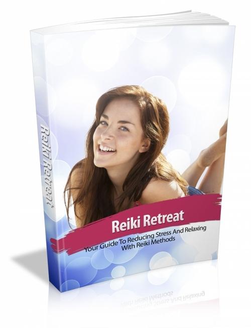 Pay for Reiki Retreat plr