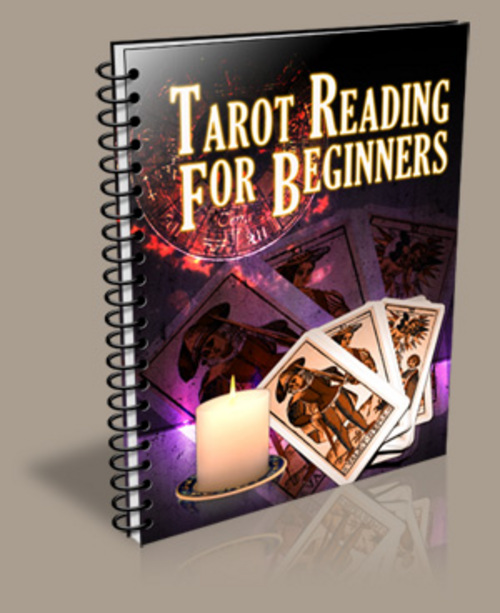 Pay for Tarot Reading for Beginners (PLR)