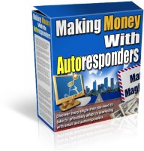 Pay for Money with Autoresponders plr