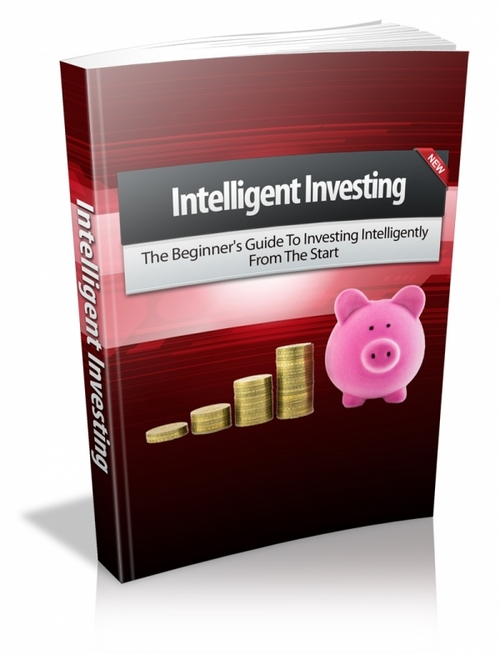 Pay for Intelligent Investing plr