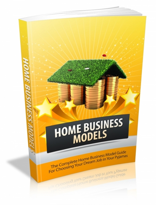 Pay for Home Business Models plr