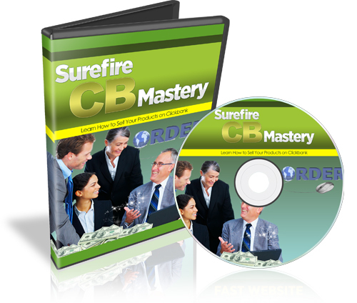 Pay for Surefire CB (Clickbank) Mastery - Video Series plr