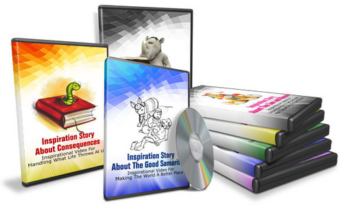 Pay for Inspirational Stories Video Series plr