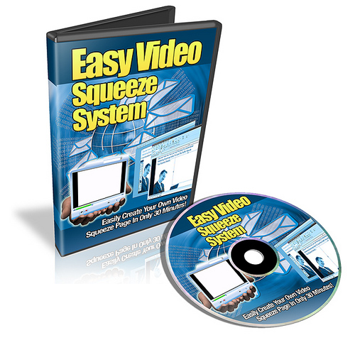 Pay for Easy Video Squeeze System plr