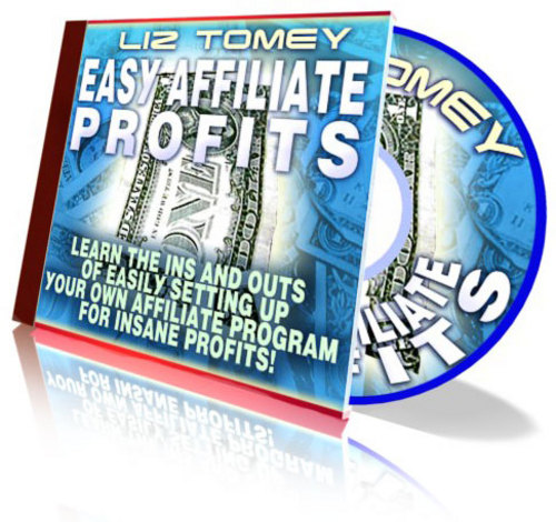 Pay for Easy Affiliate Profits plr