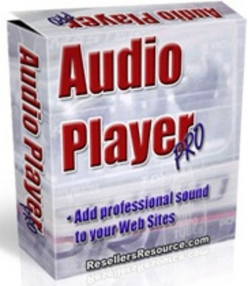 Pay for Audio Player Pro plr