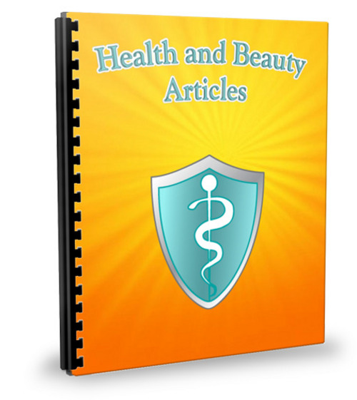 Pay for 25 Health Beauty Articles - Jan 2012 (PLR)