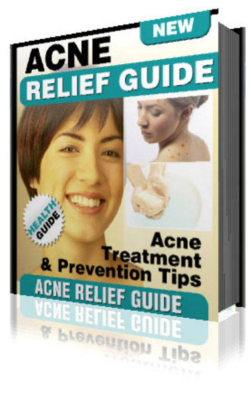 Pay for Acne Relief Guide plr