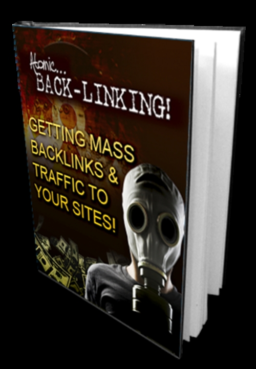 Pay for Atomic Backlinking Package plr