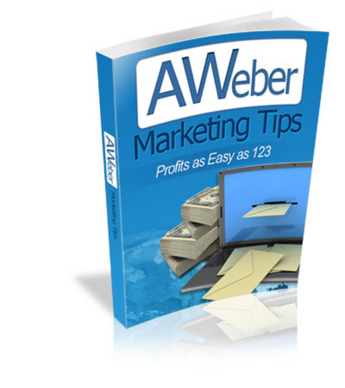 Pay for AWeber Marketing Tips plr