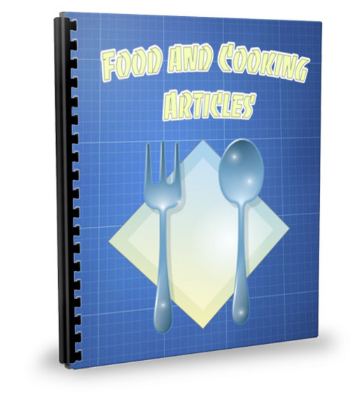 Pay for 25 Recipe Articles - Oct 2010 (PLR)