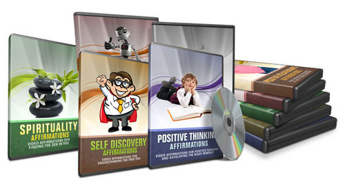 Pay for Affirmation Video Series plr