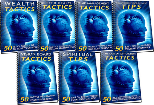 Pay for 350 Self Help Tips and Tactics plr