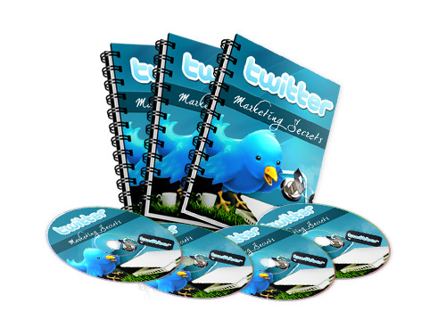 Pay for Twitter Marketing Secrets - Video Series (PLR)