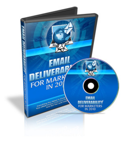 Pay for Email Deliverability for Marketers in 2010 - Video Serie plr