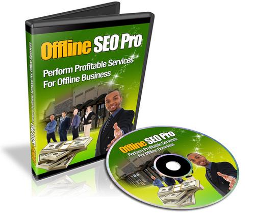 Pay for Offline SEO Pro - Video Series plr