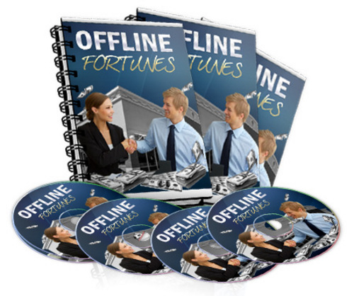 Pay for Offline Fortunes - Video Series plr