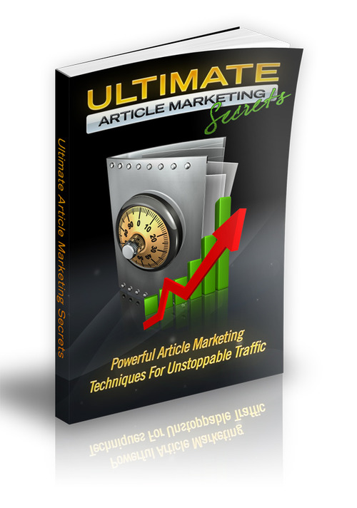 Pay for Ultimate Article Marketing Secrets