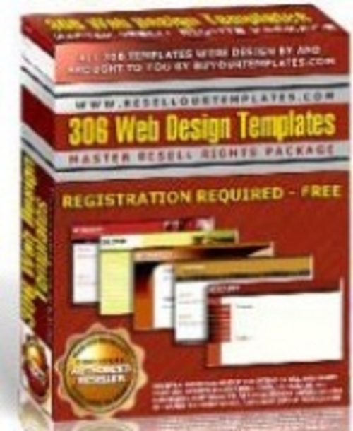 Pay for 306 Basic Web Templates