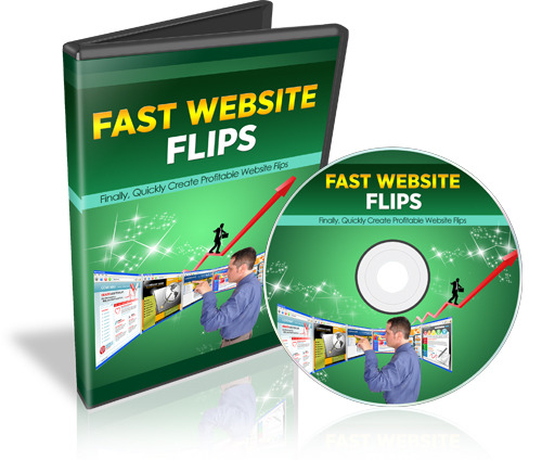 Pay for Fast Website Flips - Video Series
