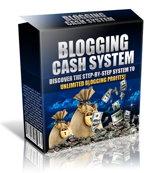 Pay for Blogging Cash System (PLR)