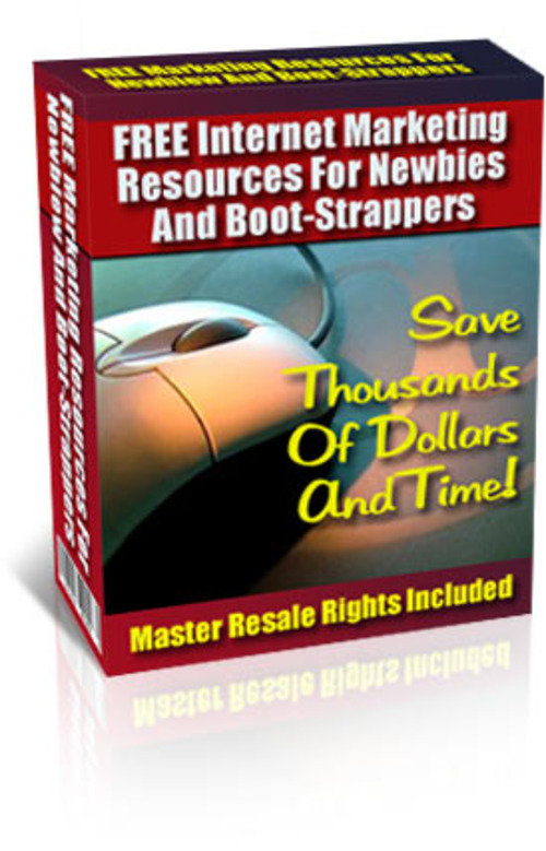 Pay for Free Internet Marketing Guide for Newbies and Boot-Strappers
