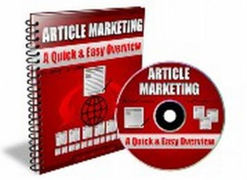 Pay for Article Marketing Review - Audio eBook