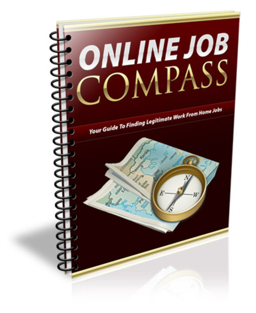 Pay for Online Job Compass (PLR)