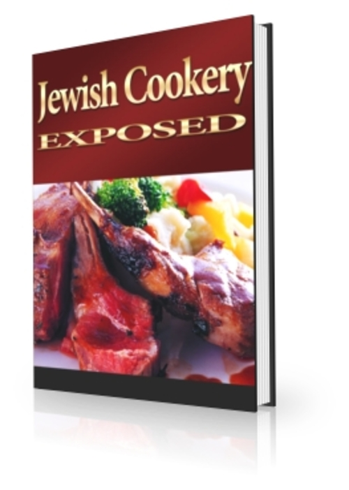 Pay for Jewish Cookery Exposed (PLR)