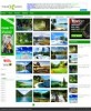 Thumbnail Wallpaper WordPress Theme Number 2