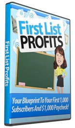 Pay for First List Profits