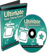 Pay for Ultimate Note Taking System