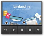 Pay for LinkedIn Marketing Excellence Upsell