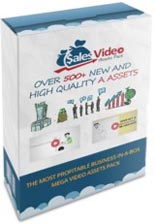 Pay for Sales Video Assets