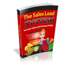 Pay for Sales Lead System