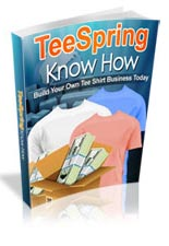 Pay for TeeSpring Know How